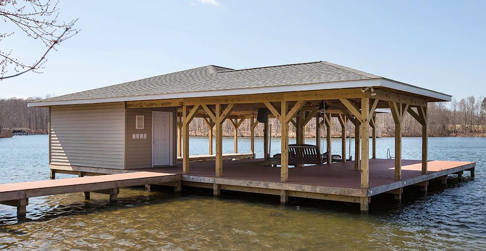 Owens Boathouse