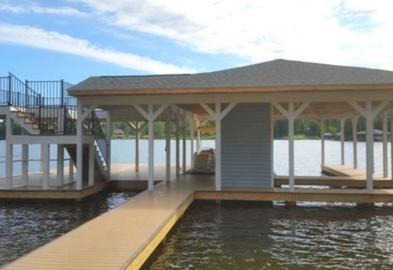 Eagles Cove Boathouse