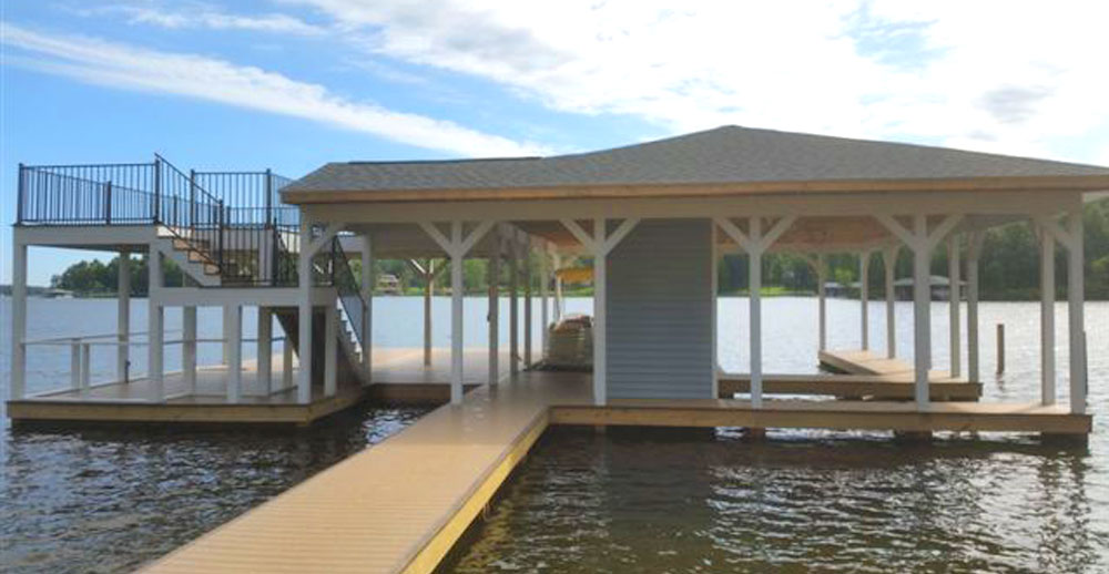 Eagles Cove Boathouse