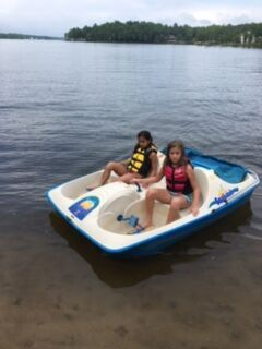 paddleboat lake anna