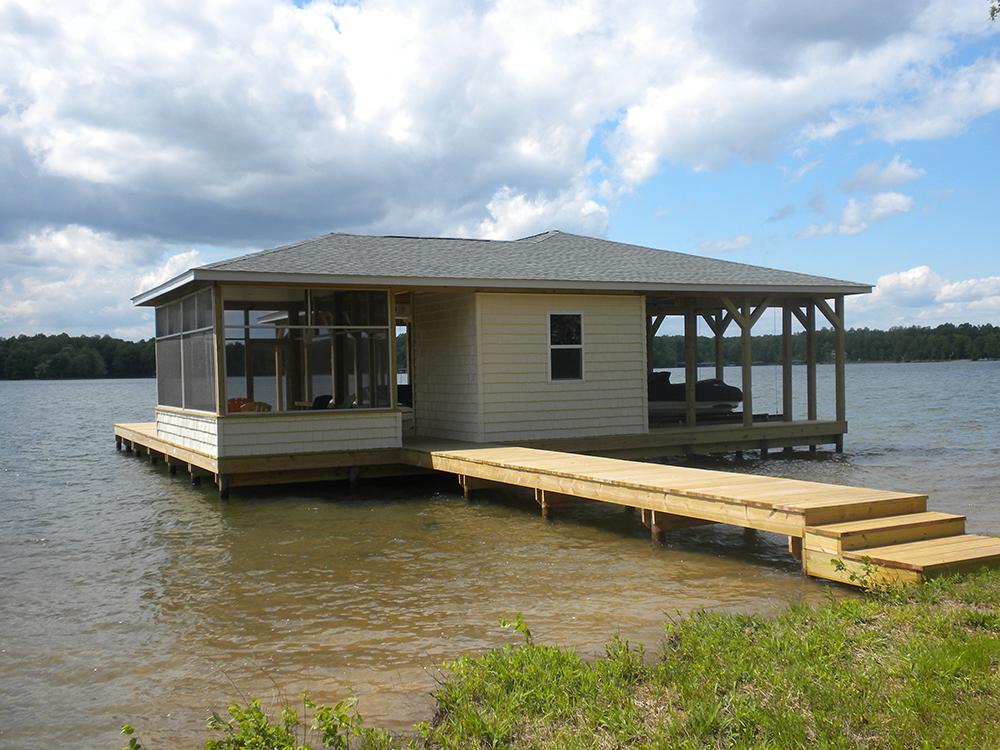 Gaylor Boathouse