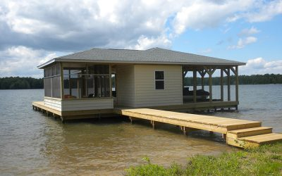 Boat House Builder Choices For Lake Anna
